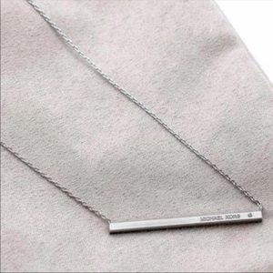 Michael Kors Mini Bar Necklace